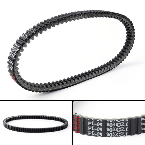 Drive Belt For CFMOTO CF250-6A 903.22.6 Cfmoto CF250-8 Black