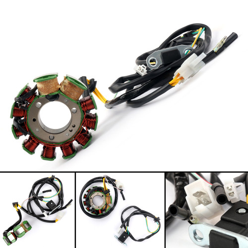 Generator Stator Coil For Honda CMX250X Rebel 96-16 CMX250 Rebel 96-14 CB250 Nighthawk 91-08