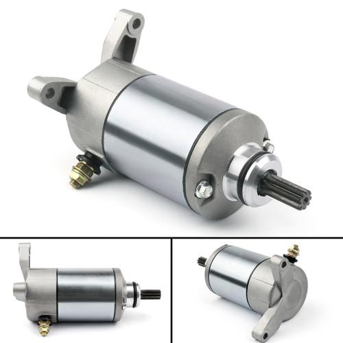 Starter For Suzuki SV400 98-12 SV650 99-17 VZ800 Marauder 04 DL650 V-Strom 04-11 Silver