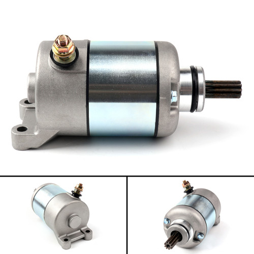 Starter 21163-0058,21163-0043 For Kawasaki KLX125S KLX140S KLX150S 08-18 Silver