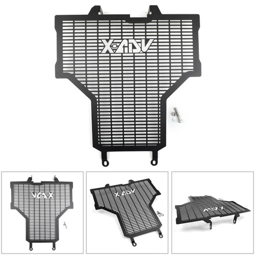 Radiator Cooler Grille Guard Cover Protector For Honda X-ADV XADV 750 17-18 Black
