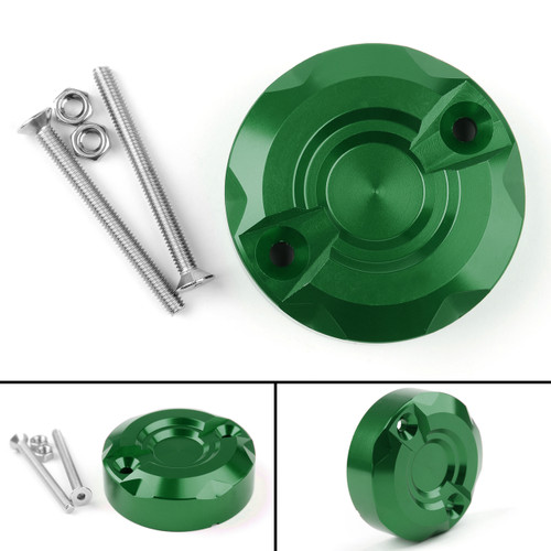 Rear Brake Fluid Reservoir Oil Cap For Aprilia RSV4 09-12 1100R 04-09 Green
