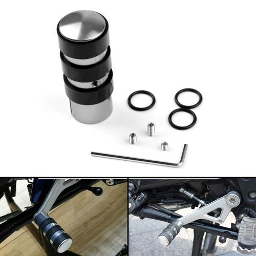 Heel/Toe Gear Shift Peg Extension Enlarge Pad For BMW G310 GS/R R1200GS ADV Titanium