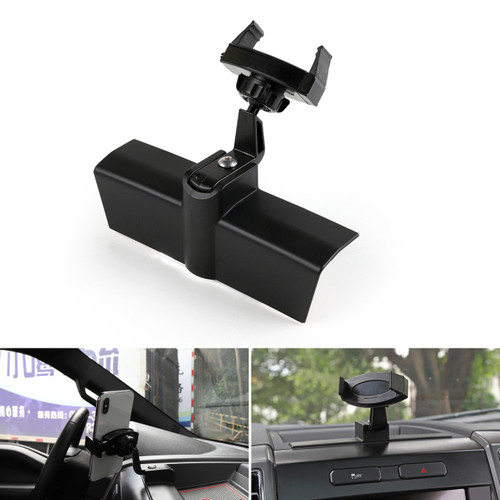 360¡ã Rotation Car Mount Cellphone Holder GPS Stand For Ford F150 2015+