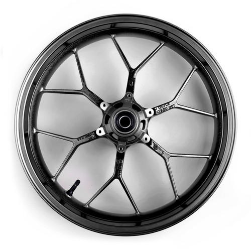 "Front Wheel Rim 17""x 3.5"" For Honda CBR 600 RR CBR600RR 2013-2017 Black"