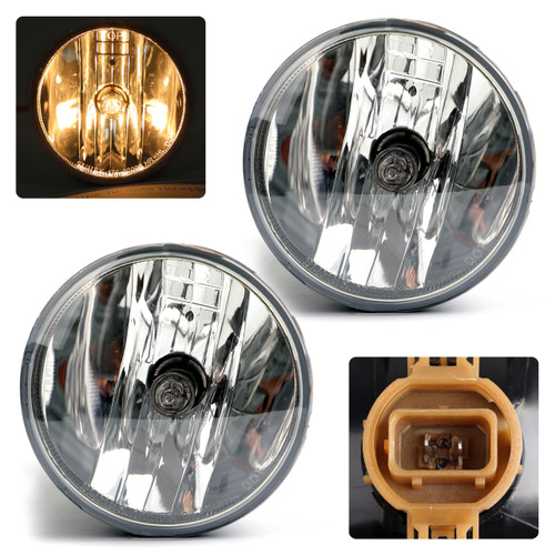 Chevrolet Avalanche Suburban Tahoe Camaro Clear Fog Lights