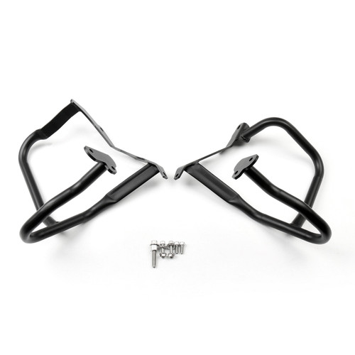 Front Engine Guard Crash Bars Heed For BMW BMW R1200RT 2014-2019 Black