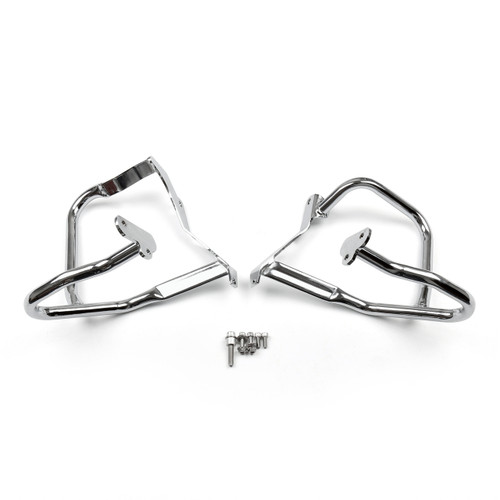 Front Engine Guard Crash Bars Heed For BMW R1200RT 2014-2019 Chrome