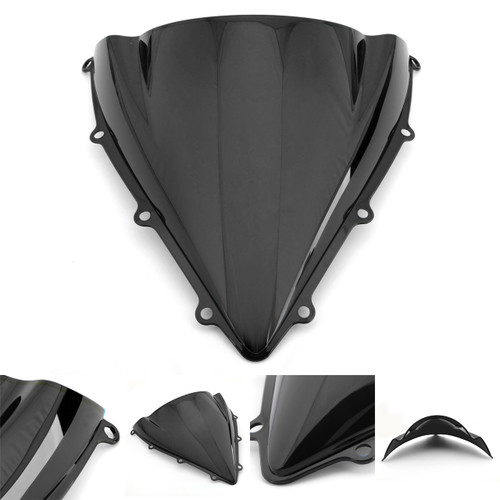 ABS Windscreen Windshield For MV Agusta F3 800 675 Wind Screen 2012-2017 Black