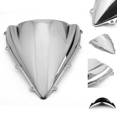 ABS Windscreen Windshield For MV Agusta F3 800 675 Wind Screen 2012-2017 Chrome