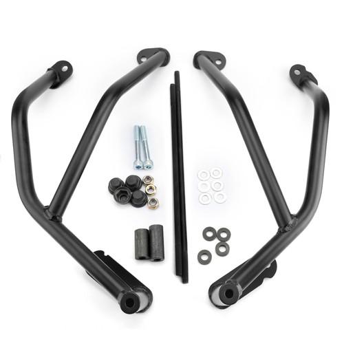 Crash Bar Engine Frame Guard for Suzuki GSXR GSX-R 600 750 06-10 Matt Black