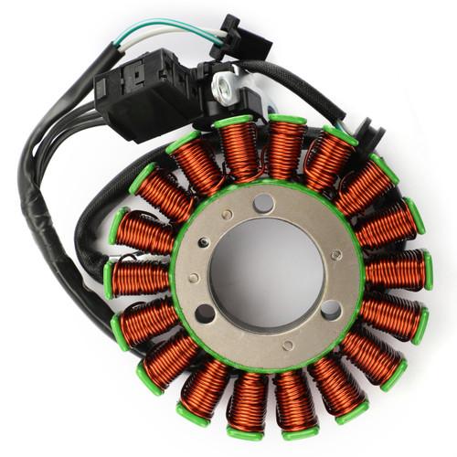 Generator Stator Coil 18 Poles For Kawasaki EX300 EX250 Ninja ER250 ER300 13-17