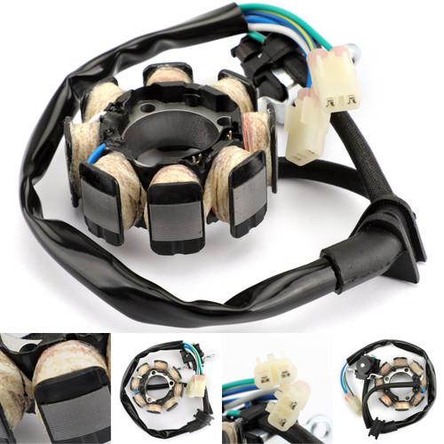 Alternator Stator Coil 8 Poles For Honda CRF250R 04-09 CRF 250 R 31120-KRN-670