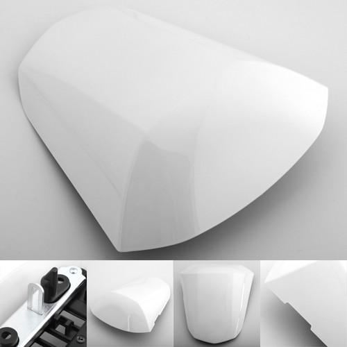 Passenger Rear Seat Cover Cowl For SUZUKI GSXR GSX-R 1000 1000R 2017-2019 White