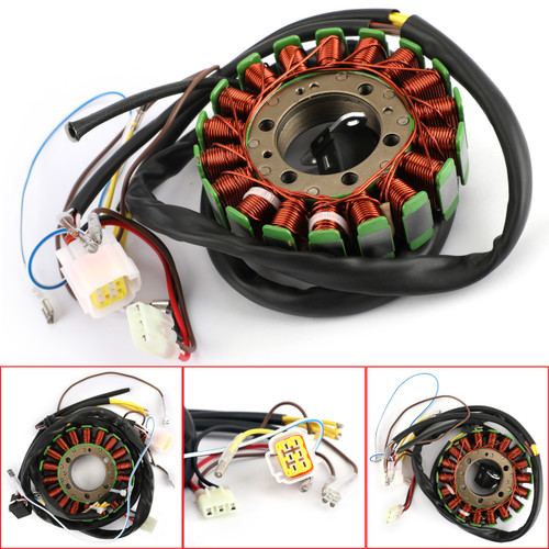 Stator For Polaris Sportsman 400 500 HO 4x4 Carb 04-13 3089249 3089546 3089965