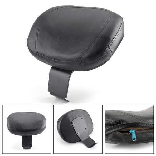 Driver Rear Backrest Cushion Pad For Suzuki Volusia VL400 VL800 Boulevard C50