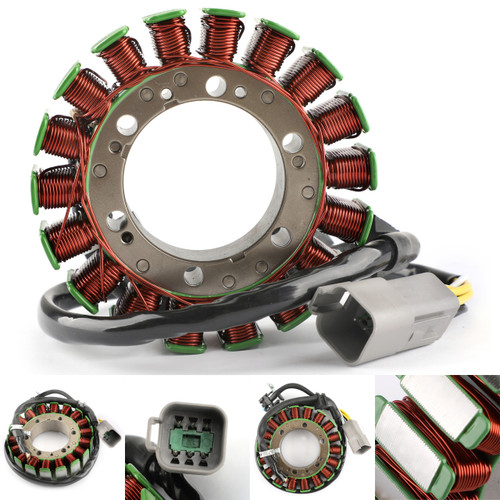 Alternator Stator Coil For Can-Am Quest 500 2x4 2003 Quest 500 4x4 XT Quest 650 4x4 XT 02-03 Quest 500 4X4 Quest 650 4X4 02-04