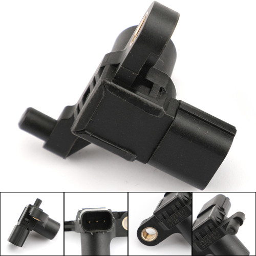 Camshaft Position Sensor For Honda Civic 1.7 2001-2005 Black