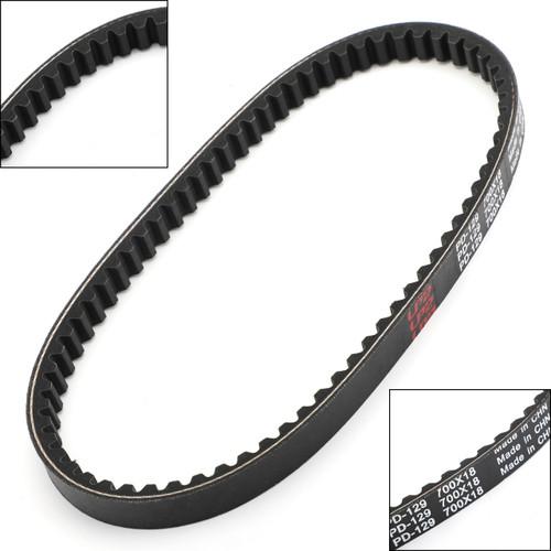 Drive Belt For Honda SK50 2000 SFX50 95-01 Scooter 23100-GW2-013 Black