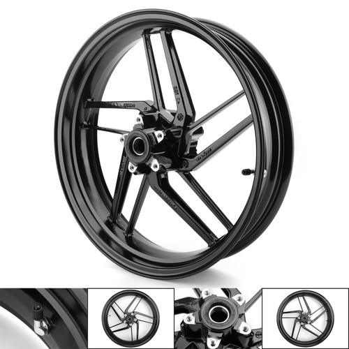 Front Wheel Rim For Ducati 899 Panigale 2015 959 Panigale 16-18 Corse 2018 1199 Panigale 13-15 Black
