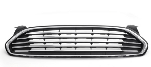 Front Bumper Upper Grille Assembly For Fusion DS7Z8200BA 13-16