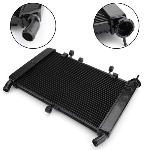 Cooler Aluminum Cooling Radiator For Yamaha MT-09 FZ09 14-16 Black