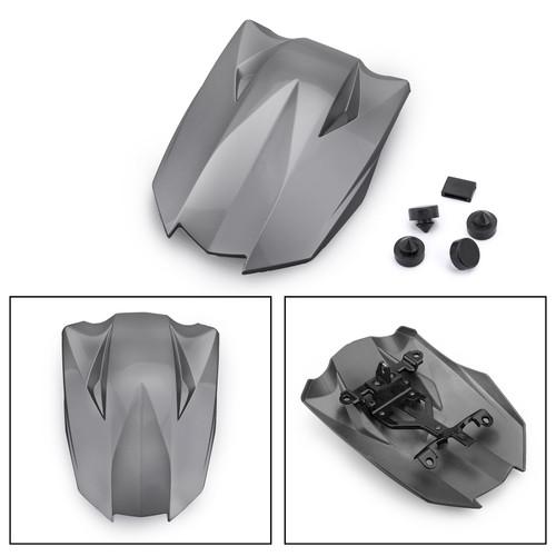 ABS plastic Rear Tail Solo Seat Cover Cowl Fairing For Kawasaki Z1000SX 10-16 Gray