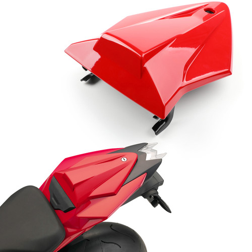 Passenger Rear Seat Cowl Cover For BMW S1000RR K46 15-18  Red