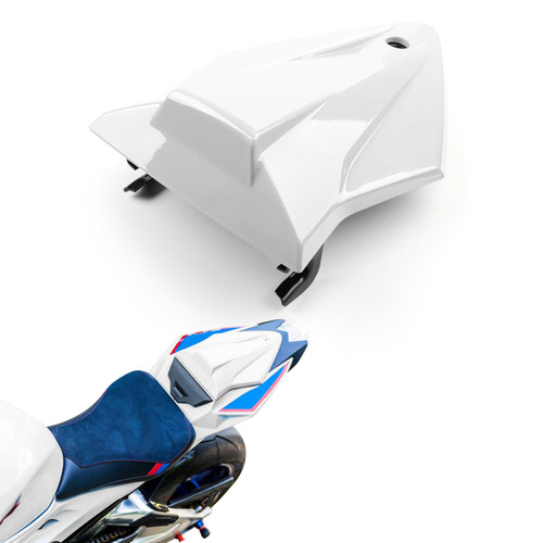 Passenger Rear Seat Cowl Cover For BMW S1000RR K46 15-18 White