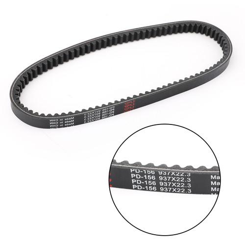 Primary Drive Clutch Belt For Aprilia Sportcity 125 07-08 Scarabeo 200 03-11 Sportcity 200 04-08 Cube 200 08-10 Black