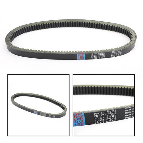 Primary Drive Clutch Belt For Argo Avenger 8x8 674cc 04-07 747cc 16-18 XTD XTI HDI SE 8x8 Black