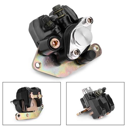 Rear Brake Caliper Assembly For Yamaha YFM350X 87-04 YFM350FX 95-05 YFZ350 88-09 YFZ350SP 06 YFZ350SE 05-06 Black