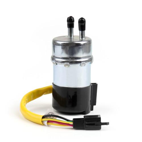 Fuel Gas Pump For Suzuki RF400 RF600 RF600RT RF900 RF900R RF900RV 93-97 VZ800 Marauder 97-04 GSX1100G 91-93 Silver