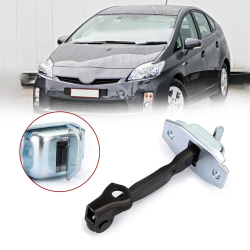 Front Door Stay Check Strap Stopper 68620-02061 For Toyota Corolla 1.8L L4&amp 2.4L L4 Matrix 1.8L L4&amp 2.4L L4 Prius 03-09