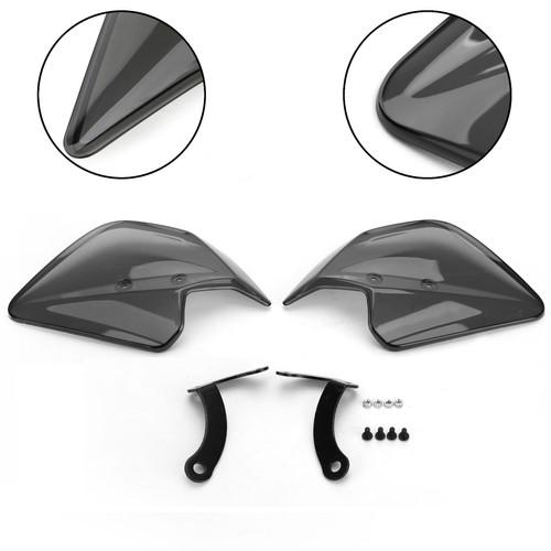 Handle Bar Hand Guard Protector Wind Deflector For YAMAHA NMAX 125 155 XMAX 300 400 NVX Gray