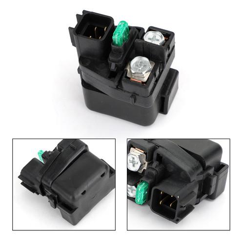 Starter Relay Solenoid For Suzuki GSXR600 GSXR750 06-10 GSXR1000 05-15 GSX-S1000 16-18 SFV650 2009 14-15 GSF1250S (ABS) Bandit S GSF1250S Bandit S 07-11