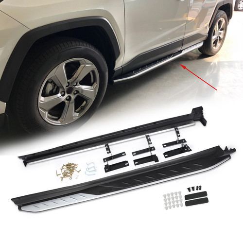 Running Boards for RAV4 2019-2020 Toyota Side Foot Step