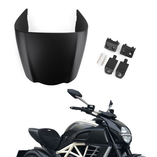 Rear Seat Cover Fairing Cowl For DUCATI DIAVEL 1200 11-13 Mblack