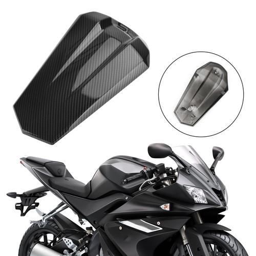 Seat Cowl Rear Pillion Cover for Yamaha R125 2015-2016 Faux Carbon Fiber
