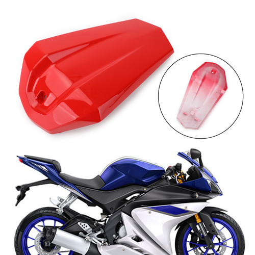Seat Cowl Rear Pillion Cover for Yamaha R125 2015-2016 Red