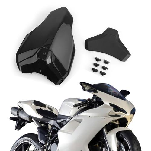 Solo Seat Cowl Cover Fairing For DUCATI 848/1098/1198 2007-2009 Black
