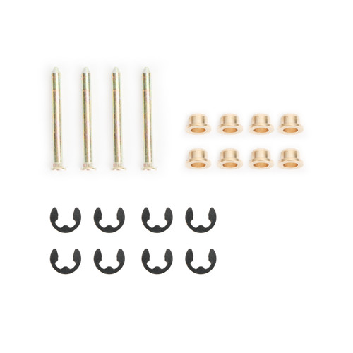 Door Hinge Pins Pin Bushing Kit For Ford Bronco 92-96 F-150 F-250 92-97 F-350 93-97