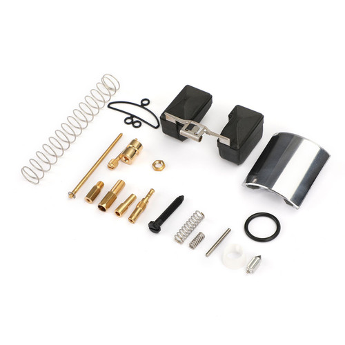Carburetor Repair Rebuild Kit 38mm For PWK KEIHIN OKO Spare Jets