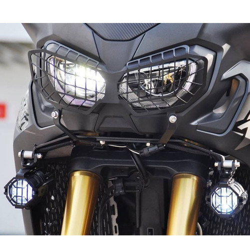 Headlight Guard Grill For Honda CRF1000L Africa Twin 16-17 Head Light Protector