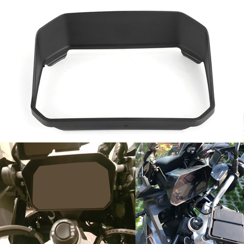 Instrument Hat Sun Visor For BMW F850GS F750GS R1200GS LC/ADV 18-19 Black