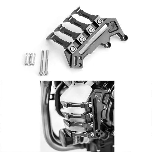 Frame Sliders Crash Protector For Yamaha MT-07 FZ-07 2014-2019 Black