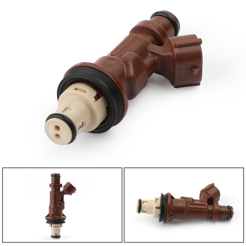 Fuel Injectors 23250-62040 For Toyota Tacoma Tundra 4Runner 3.4L V6 Brown