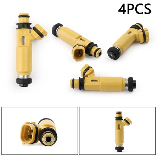 Fuel Injectors 4Pcs For Mazda Rx-8 195500-4450 04-08