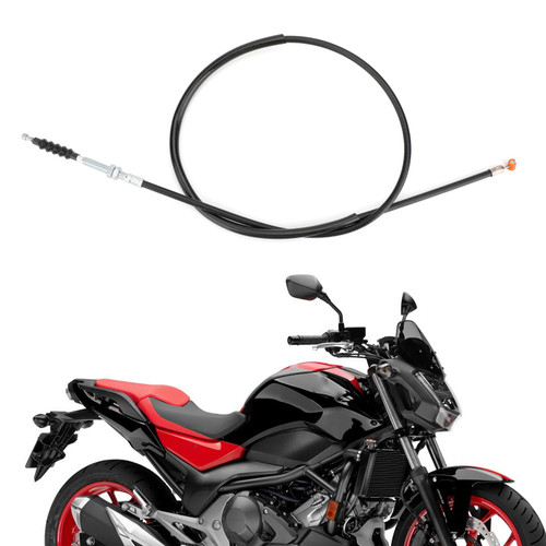 Clutch Cable 22870-MGS-D31 For Honda 22870-MGS-D31 NC700 NC700X 12-15 NC700 NC700S NC750 NC750X NC750S Black