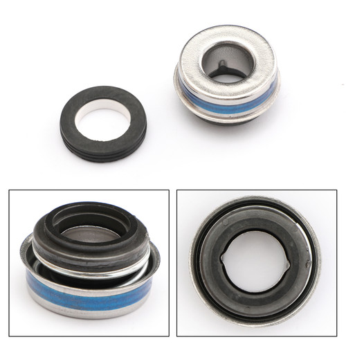 Water Pump Mechanical Seal For Kawasaki EX500 Ninja 500 87-96 Ninja 500R 97-09
